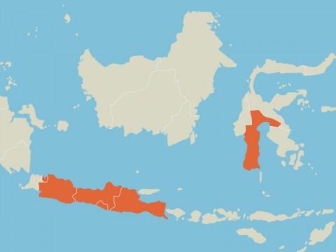 5 Provinsi dengan Kasus Covid-19 Terbanyak