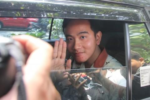 Sowan ke Megawati, Gibran Nyatakan Siap Tempur