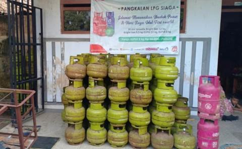 Masyarakat Mampu Diimbau Tidak Pakai 'Gas Melon'