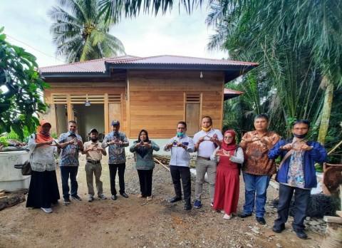 Perbaikan 230 Rumah di Padang Pariaman Rogoh Rp4,025 Miliar