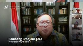 Hasil Kolaborasi Riset Indonesia-Inggris Didorong Bisa Dihilirisasi