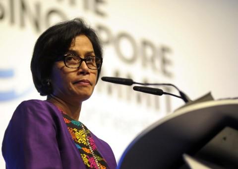 Sri Mulyani: Indonesia Belum Resesi