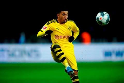 Dortmund Bantah Negosiasikan Sancho dengan MU