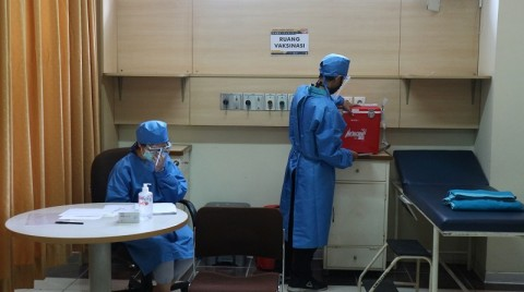 Relawan Uji Klinis Vaksin Covid-19 Bakal Disuntik 2 kali