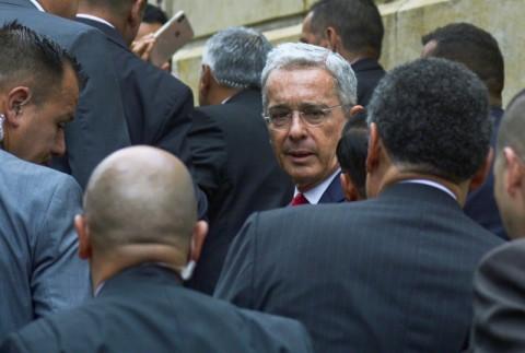 Jalani Tahanan Rumah, Mantan Presiden Kolombia Terinfeksi Covid-19
