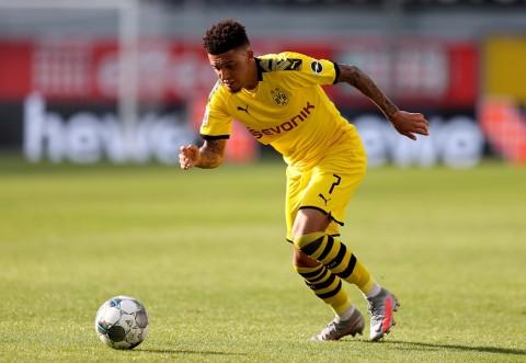 Dortmund Isyaratkan Jadon Sancho takkan Pergi ke Klub Lain