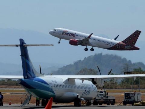 Holding Penerbangan dan Pariwisata Tunggu Terbitnya Peraturan Pemerintah