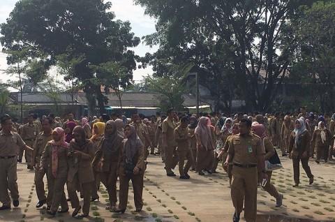 Pemprov Kalimantan Utara Kekurangan 3.741 ASN