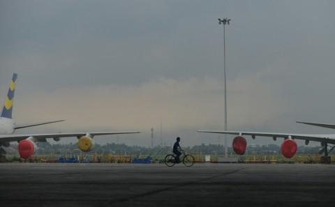 Agustus, Penumpang Pesawat di Bandara AP II Naik 46%