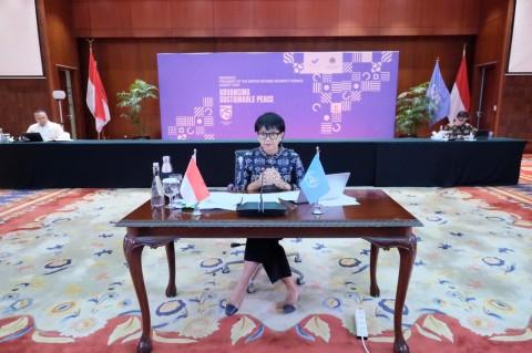 Minister Retno Chairs UN Security Council High-Level Open Debate
