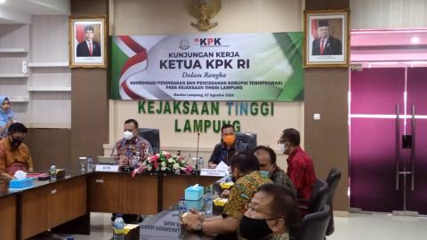 Firli Ingatkan Calon Kepala Daerah di Lampung Tak Main Curang