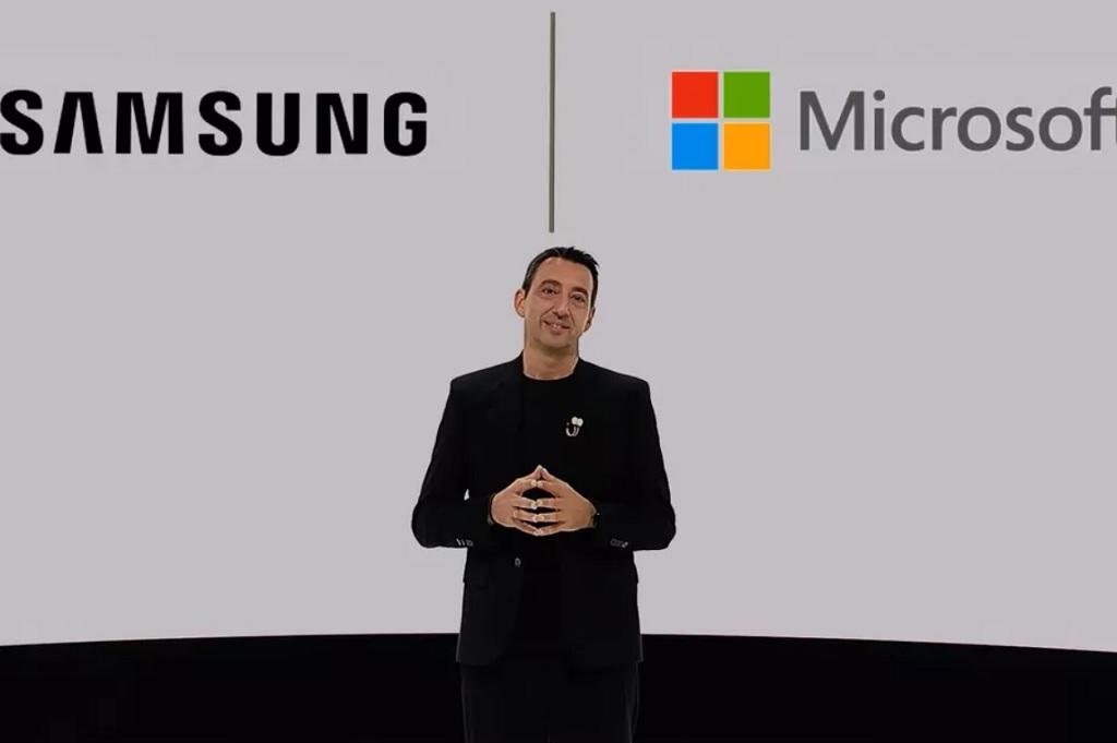 Microsoft Perbanyak Layanan di HP Samsung - Medcom
