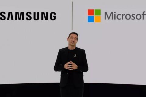 Microsoft Perbanyak Layanan di HP Samsung