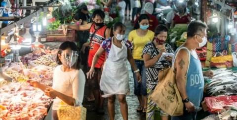 Susut 16,5%, Ekonomi Filipina Resmi Resesi