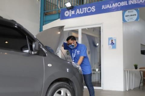 Pasar Mobil Bekas Mulai Kembali Normal 80 Persen