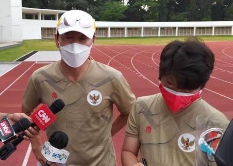 Banyak Pemain Absen di Sesi Latihan Perdana Timnas, Shin Tae-yong: Tanyakan Saja ke PSSI