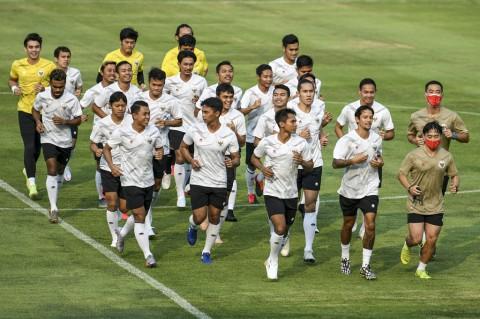 Timnas Senior dan U-19 Gelar Latihan Perdana