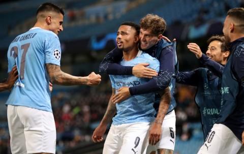 Tekuk Madrid, City Lolos ke Perempat Final