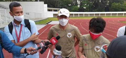 Shin Tae-yong tentang Jadwal Latihan Molor dan Rencana TC ke Eropa