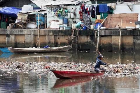 Penataan Kawasan Kumuh di DKI Terkendala Anggaran