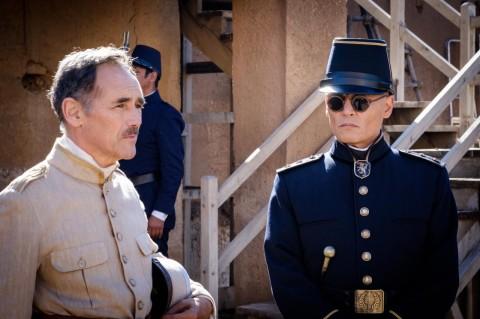 Sinopsis Waiting for the Barbarians, Film Terbaru Johnny Depp