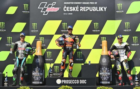 Klasemen Pembalap Usai MotoGP Republik Ceko