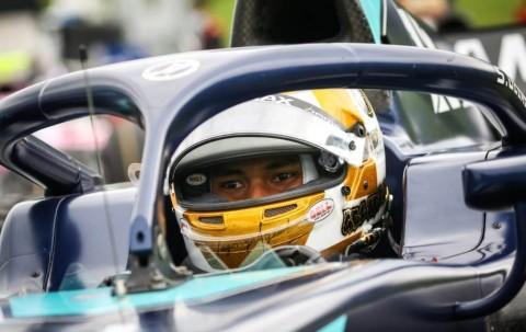 F2 Inggris: Sean Kembali Dihantam Masalah Teknis di Race 2