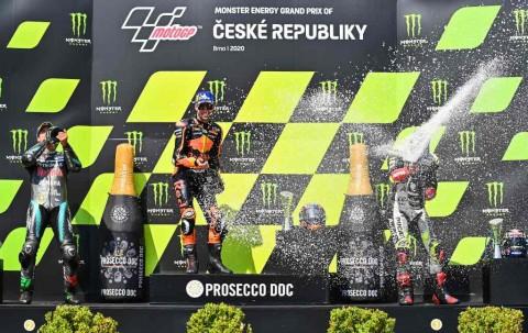Satu Orang Positif Korona di MotoGP Republik Ceko