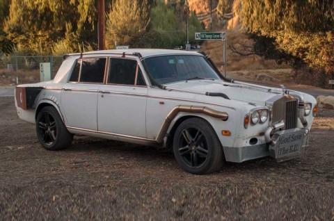 Rolls Royce Silver Shadow II Tampil Nyentik ala Corbin Goodwin