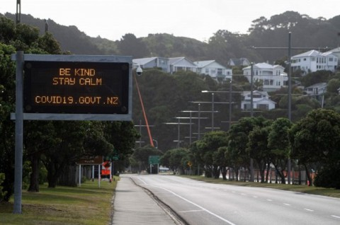 Selandia Baru 100 Hari Nol Kasus Lokal Covid-19