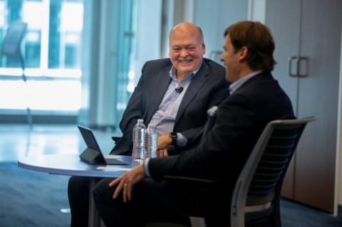 Baru Tiga Tahun, Ford Ganti CEO