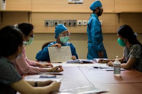 Pendaftar Relawan Uji Vaksin Covid-19 Sinovac Capai 1.020 Orang