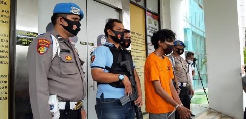 Pemerkosa di Tangsel Mulanya Hendak Mencuri