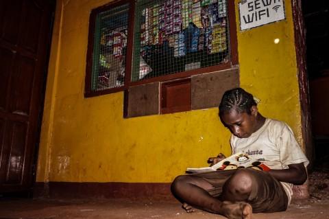 Cerita Anak Papua Belajar Daring di Tengah Pandemi