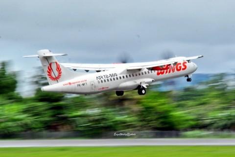 Penerbangan Komersial di Bandara Wamena Diaktifkan Lagi