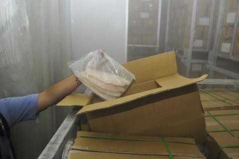 Penyelundupan 54,9 Ton Ikan Patin Digagalkan