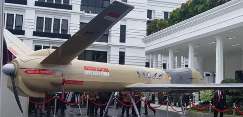 Pesawat Nirawak Elang Hitam Siap Terbang Januari 2021