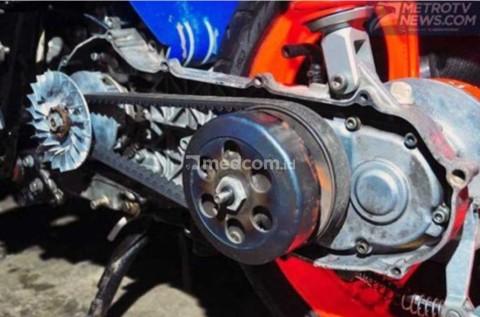 4 Cara Mudah Merawat V-Belt Motor Matic Biar Lebih Awet