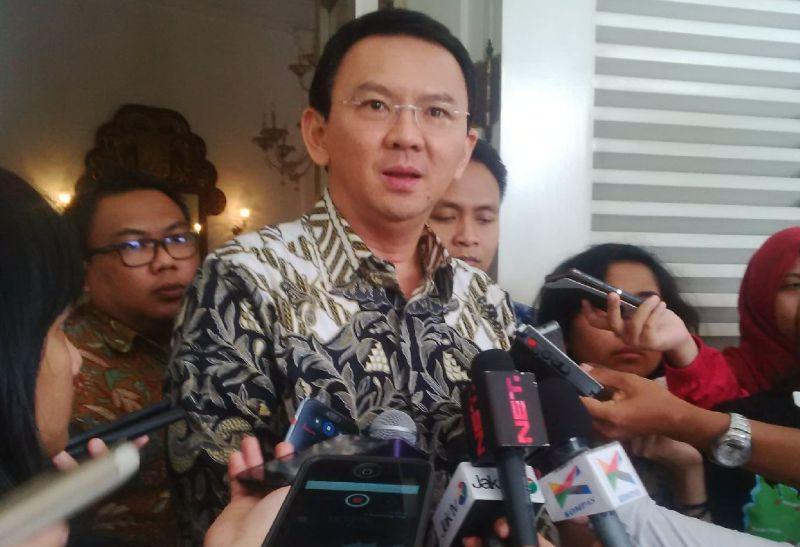 Komisaris Utama Pertamina Basuki Tjahaja Purnama (Ahok). Foto: Medcom.id/Lukman