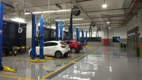 Belum Ada Mobil Baru , Mazda Fokus ke Layanan Purna Jual