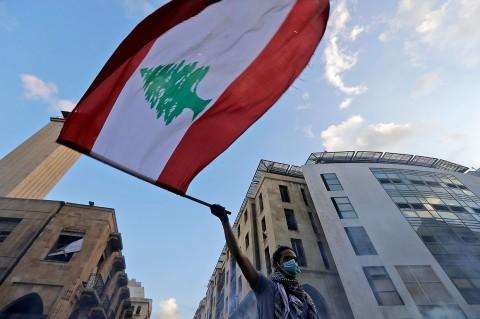 Pascaledakan Beirut, PM Lebanon Mengundurkan Diri