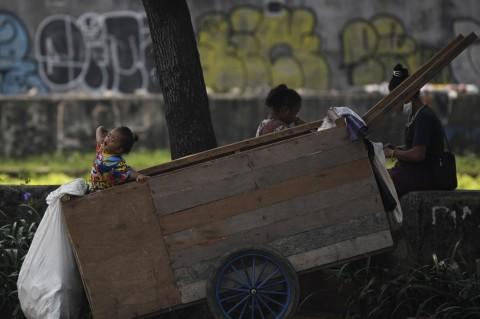 Survei: Fakir Miskin dan Orang Terlantar Belum Benar-benar  Terurus
