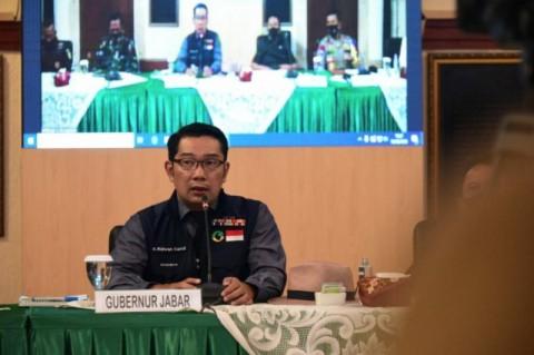 Ekonomi Jabar Tersungkur, Ridwan Kamil Curhat ke Presiden