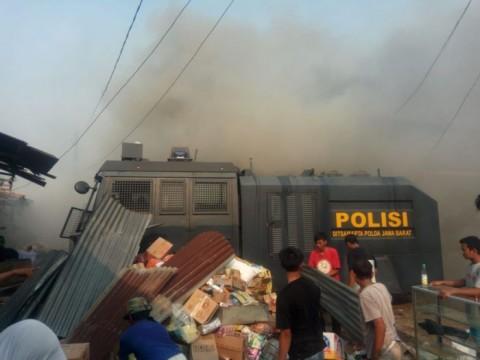 Ratusan Pedagang Terdampak Kebakaran Pasar Ciranjang Segera Direlokasi