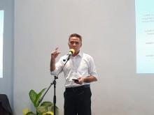 Dirjen Pendidikan Vokasi (Diksi) Kementerian Pendidikan dan Kebudayaan (Kemendikbud), Wikan Sakarinto, Foto: Medcom.id/Muhammad Syahrul Ramadhan