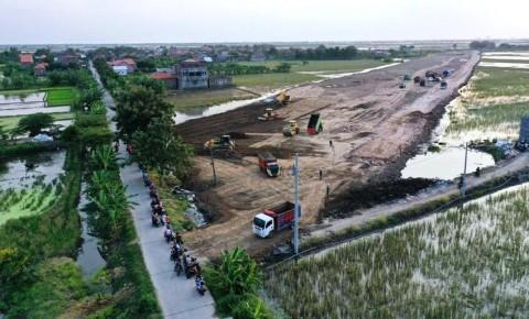 Pembangunan Jalan Tol Semarang-Demak Capai 10,65%