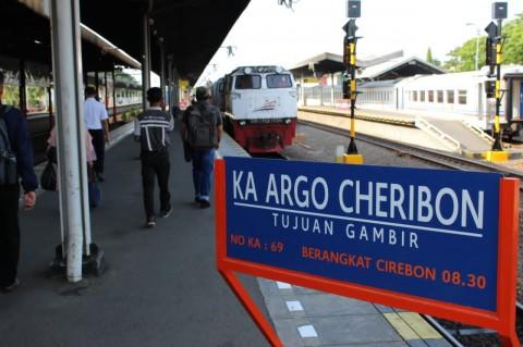 KA Argo Cheribon Akan Dioperasikan Kembali