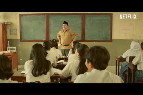 Dian Sastro: Profesi Guru Merupakan Panggilan