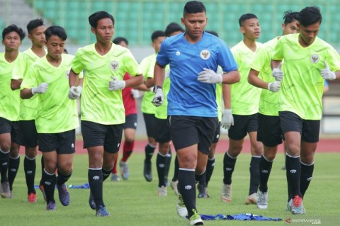 Persib Bandung Ajak Sparing Timnas U-16