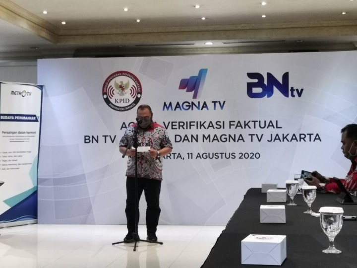 Magna Channel: Bukan Cuma Ingin Jadi TV Digital Pertama